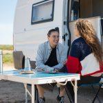 Veilig met de caravan op vakantie